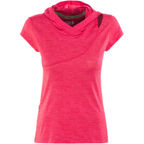 Smartwool Everyday Exploration - Camiseta manga corta Mujer - rosa